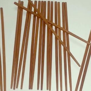 Other - (5) Sets of Bamboo Chopsticks